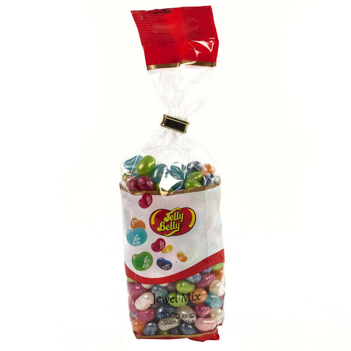 Jelly Belly Jelly Belly Jewel Mix Tie top Bag, 300g