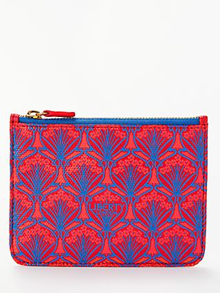 Liberty London Iphis Canvas Print Coin Pouch