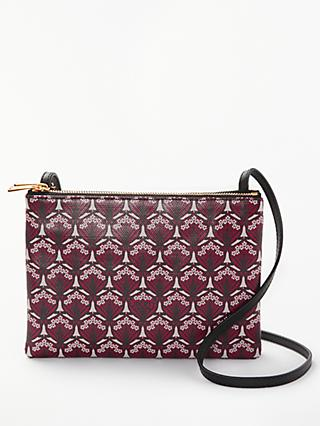 342ef13684 Liberty London Iphis Bayley Duo Pouch Cross Body Bag