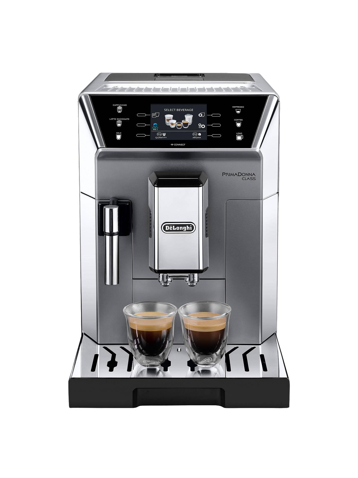 b59e32b92 De'Longhi ECAM550.75.MS PrimaDonna Bean-to-Cup Coffee Machine