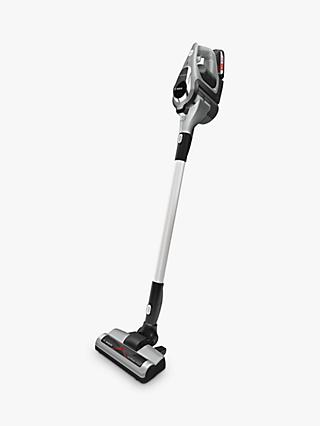 Bosch Unlimited BCS111GB Cordless Upright Vacuum Cleaner, Silver