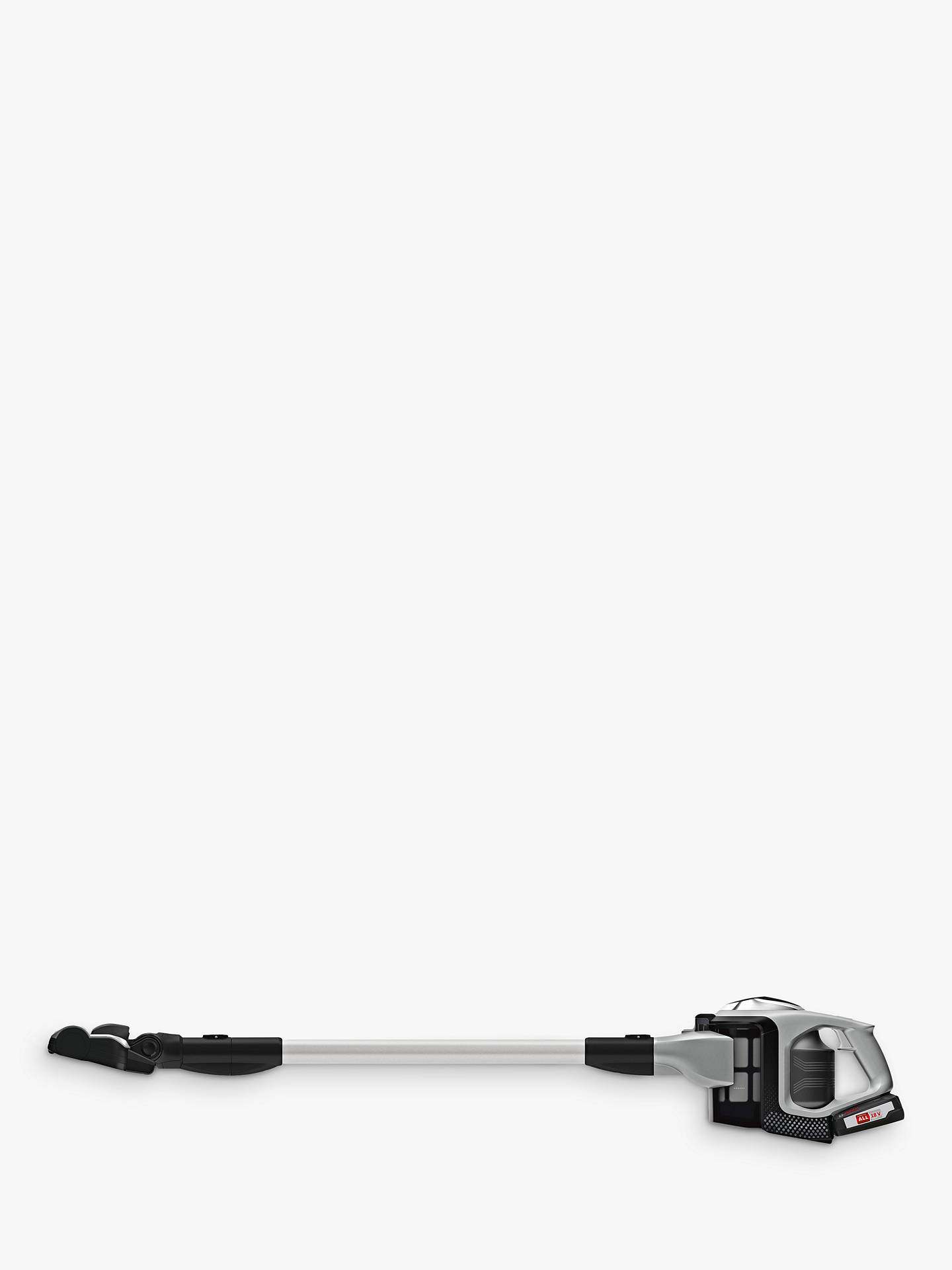 BuyBosch Unlimited BCS111GB Cordless Upright Vacuum Cleaner, Silver Online at johnlewis.com