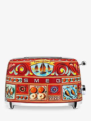 46d4af1c464 Smeg Dolce   Gabbana 2-Slice Toaster