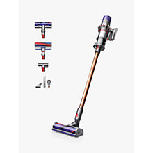 Buy Dyson Cyclone V10 Absolute Cordless Vacuum Cleaner, Gold Online at johnlewis.com