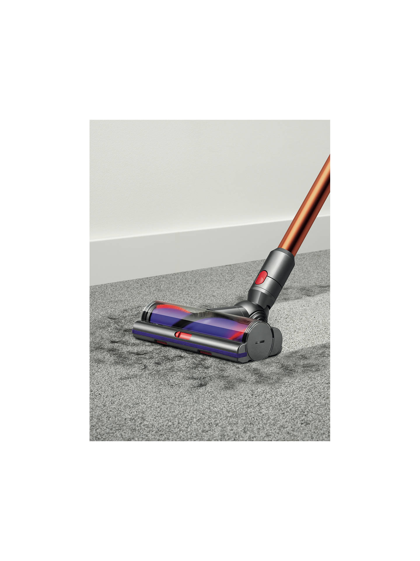 Dyson Cyclone V10 Absolute Cordless Vacuum Cleaner, Gold