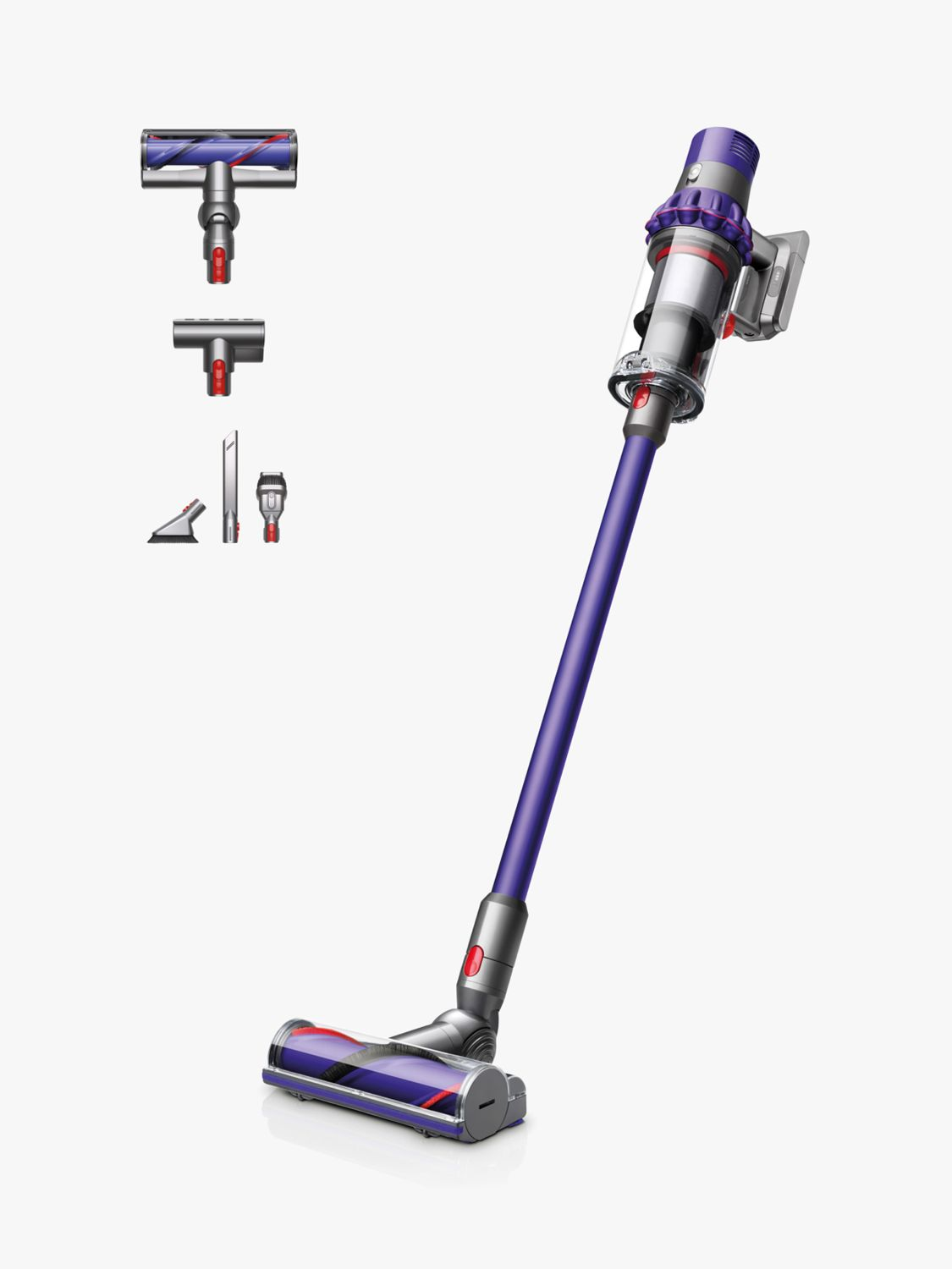dyson cyclone v10 absolute review trusted reviews. Black Bedroom Furniture Sets. Home Design Ideas