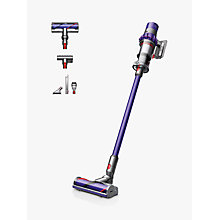 Buy Dyson Cyclone V10 Animal Cordless Vacuum Cleaner, Purple Online at johnlewis.com
