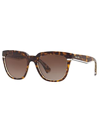 Ralph RA5237 Women's Polarised Square Sunglasses
