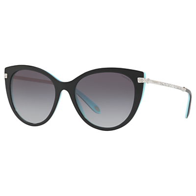 Tiffany & Co TF4143B Women's Cat's Eye Sunglasses