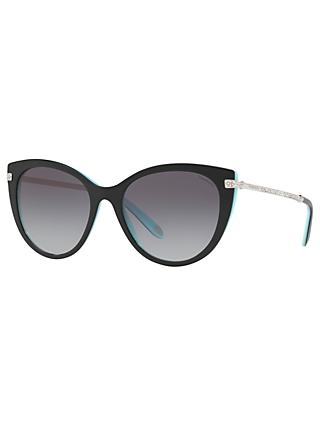 084061bff51 Tiffany   Co TF4143B Women s Cat s Eye Sunglasses