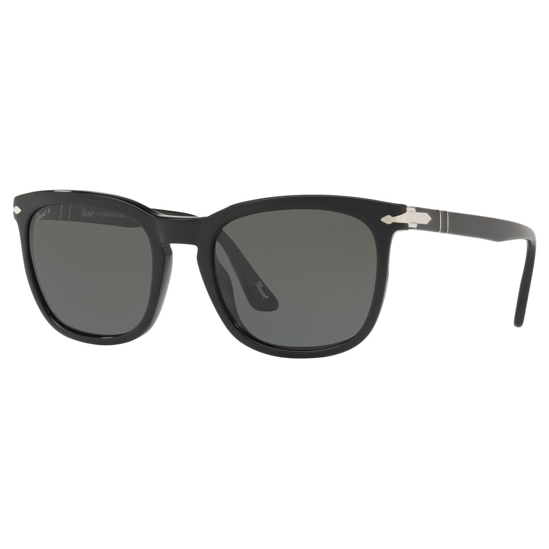 14c8660f8ce8 Persol PO3193S Men's D-Frame Sunglasses at John Lewis & Partners