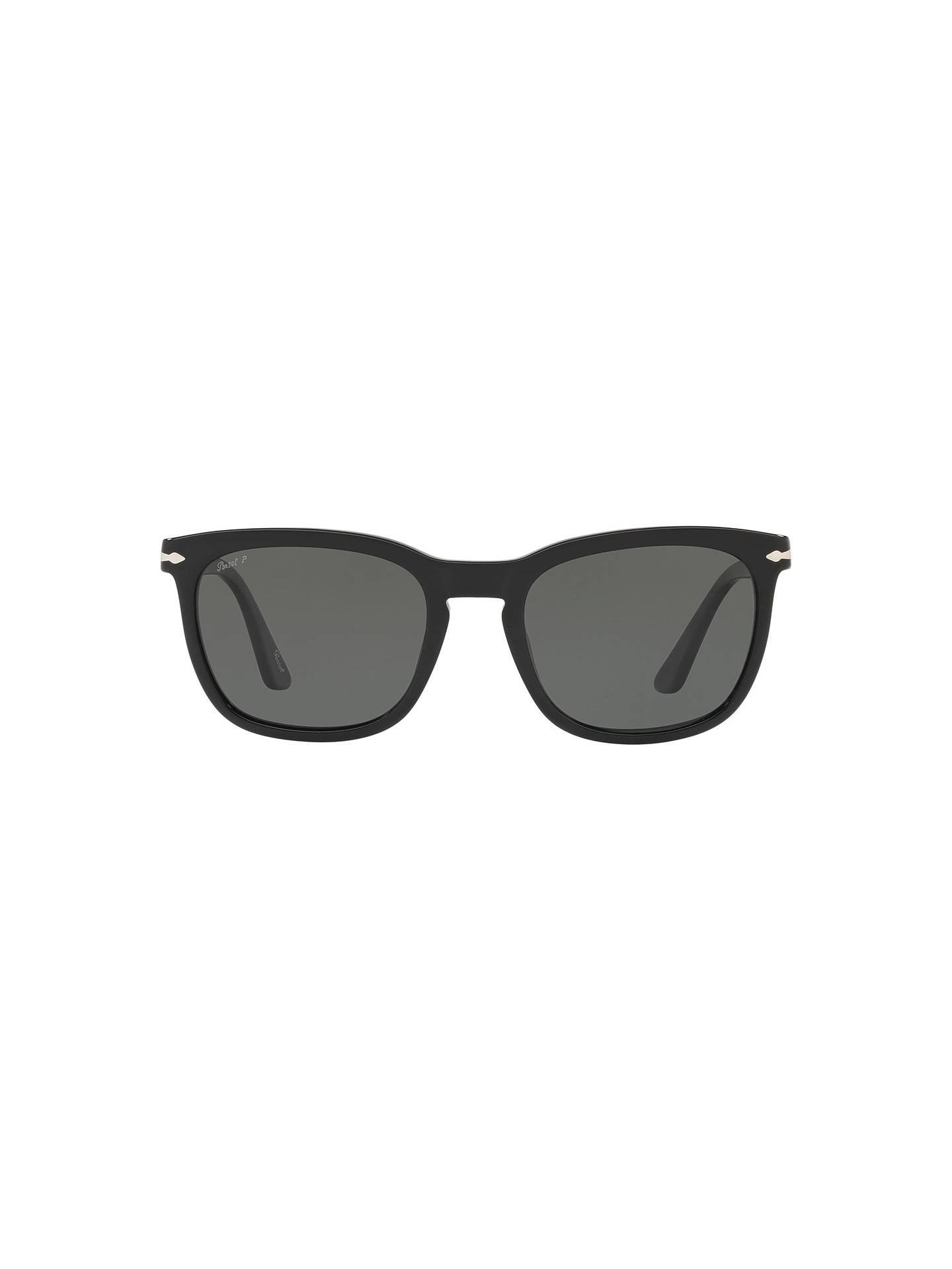 e918c09ef815b Persol PO3193S Men s D-Frame Sunglasses at John Lewis   Partners