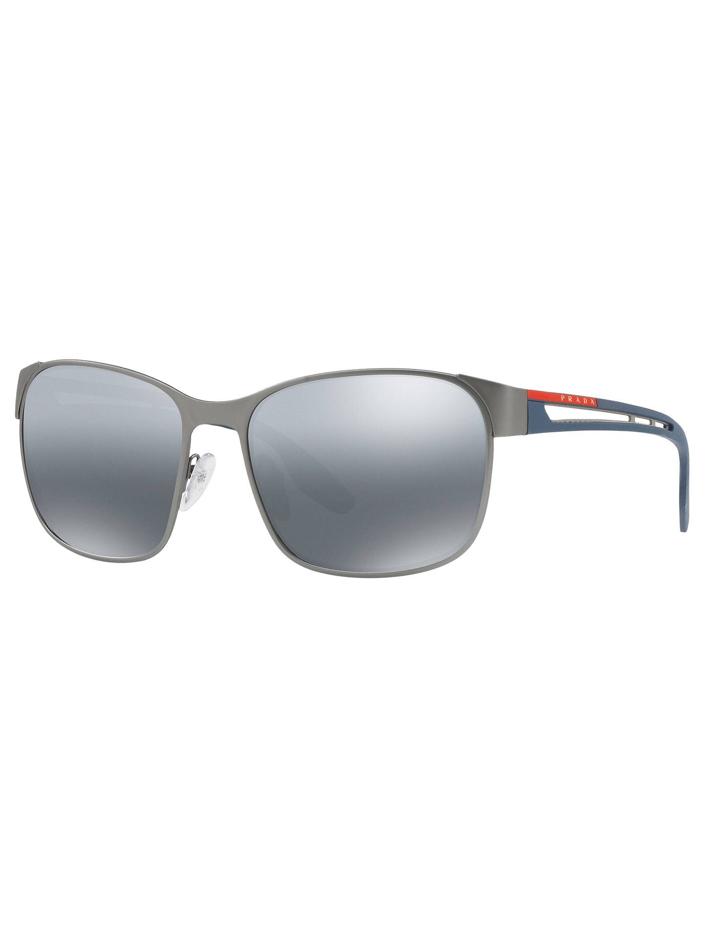 a4165570a7d Prada Linea Rossa PS 52TS Men s Polarised Square Sunglasses ...