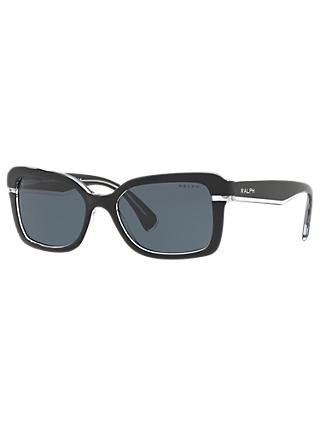 Ralph RA5239 Women's Rectangular Sunglasses