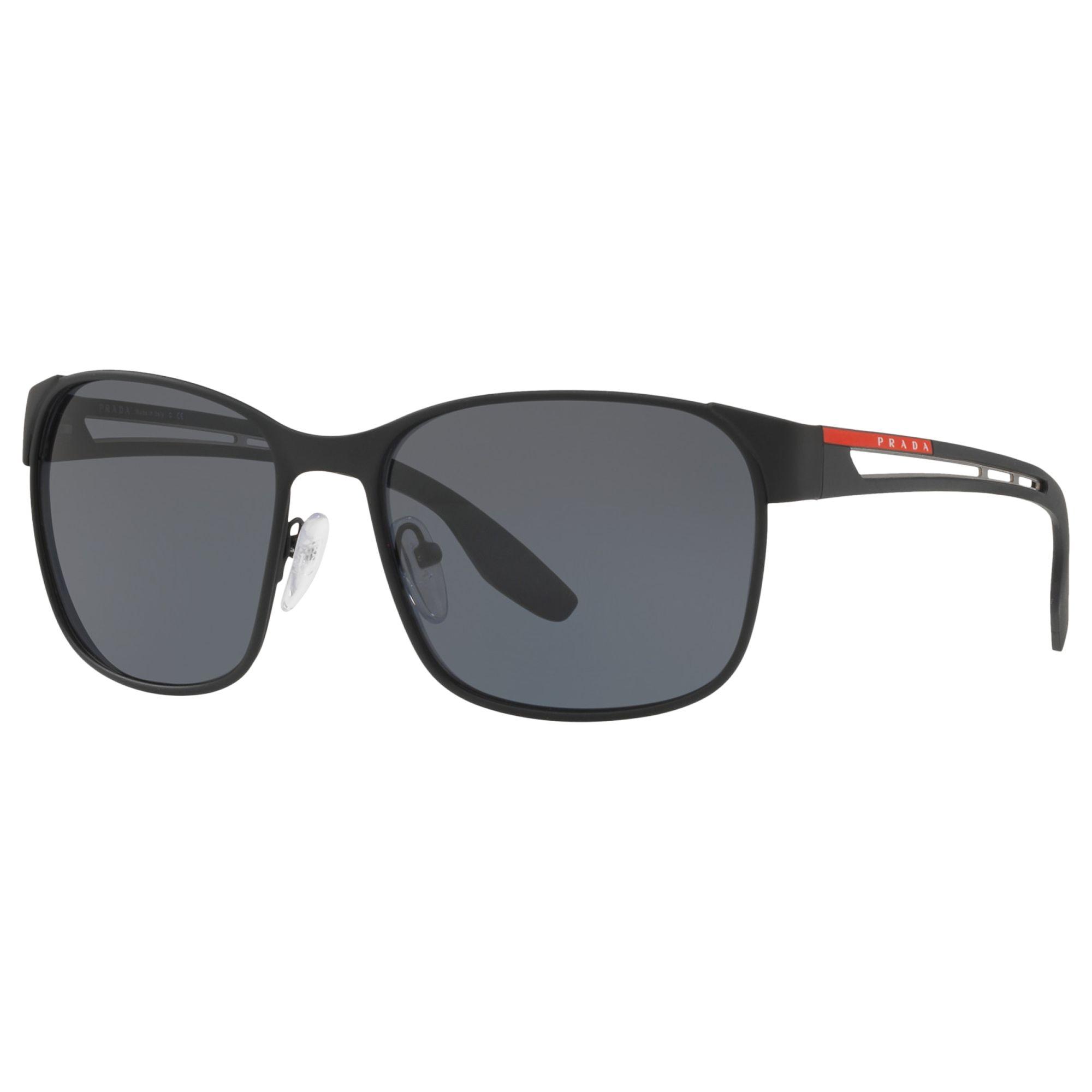 c0ce6127059e Prada Linea Rossa PS 52TS Men s Square Sunglasses