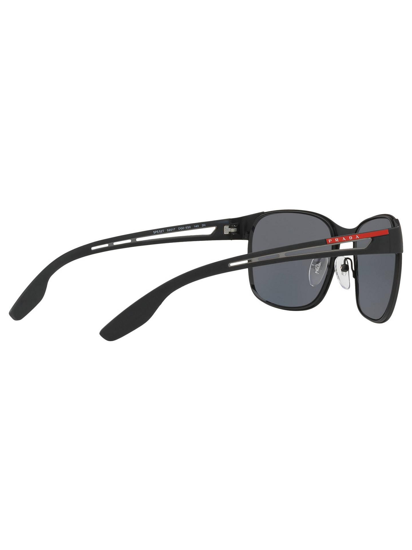 fbfcb77850d6 ... Buy Prada Linea Rossa PS 52TS Men s Square Sunglasses