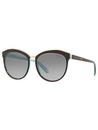 Tiffany & Co TF4146 Women's Oval Sunglasses