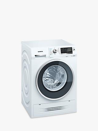 Siemens WD14H422GB Washer Dryer, 7kgWash/4kg Dry Load, A Energy Rating, 1400rpm Spin, White