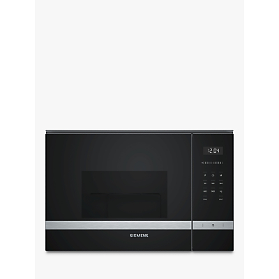 Siemens BF555LMS0B Built-in Microwave, Stainless Steel