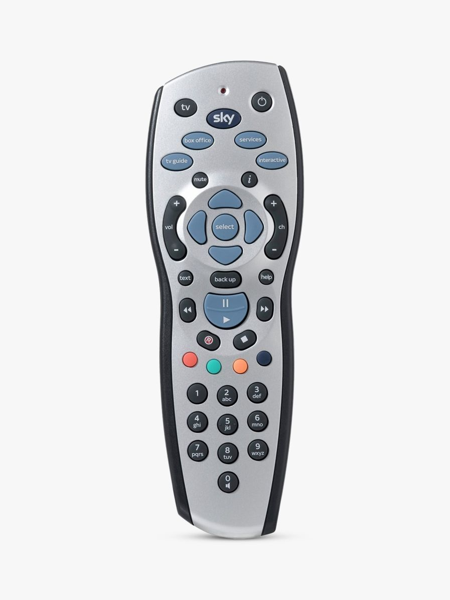 SKY SKY 120, Replacement Universal TV Remote for Sky+ / HD Boxes