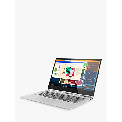 "Image of Lenovo YOGA 920 80Y7007GUK Laptop, Intel Core i5, 8GB, 256GB SSD, 13.9"", Platinum"