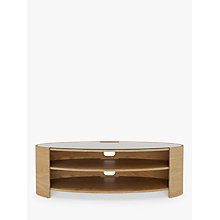 "Buy Tom Schneider Elliptic Deluxe 140 TV Stand for TVs up to 60"" Online at johnlewis.com"