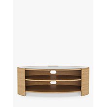 "Buy Tom Schneider Elliptic Deluxe 125 TV Stand for TVs up to 55"" Online at johnlewis.com"