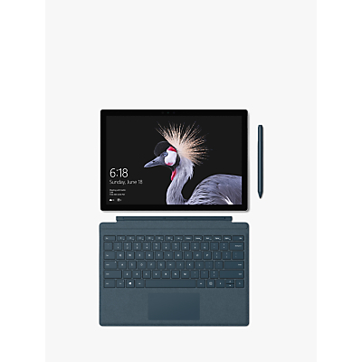 Image of Microsoft Surface Pro Tablet, Intel Core i5, 8GB RAM, 128GB SSD, 12.3 Touchscreen
