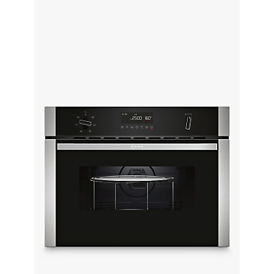 Image of Neff C1AMG83N0B 900W Built in Microwave combination