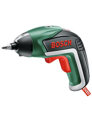 Bosch IXO V Cordless Screwdriver Family Set with IXO Lino Toy
