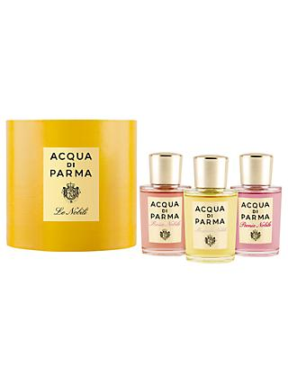 Acqua di Parma Le Nobili Fragrance Gift Set