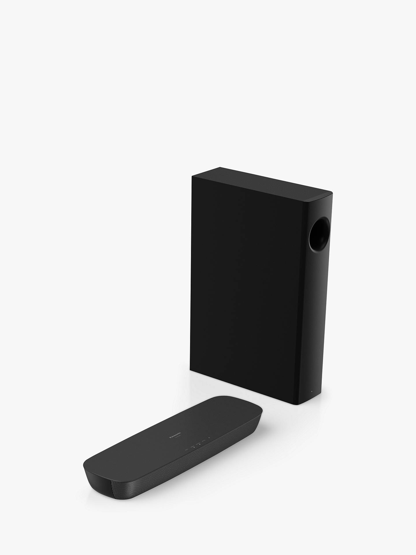 BuyPanasonic SC-HTB258 Bluetooth Sound Bar with Wireless Subwoofer Online at johnlewis.com