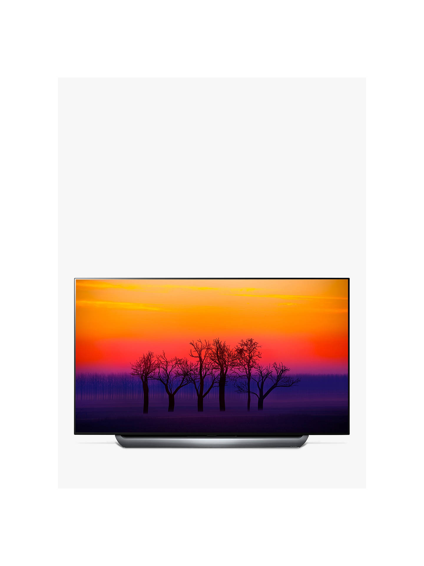 Lg Oled77c8lla Oled Hdr 4k Ultra Hd Smart Tv 77 With Freeview Play