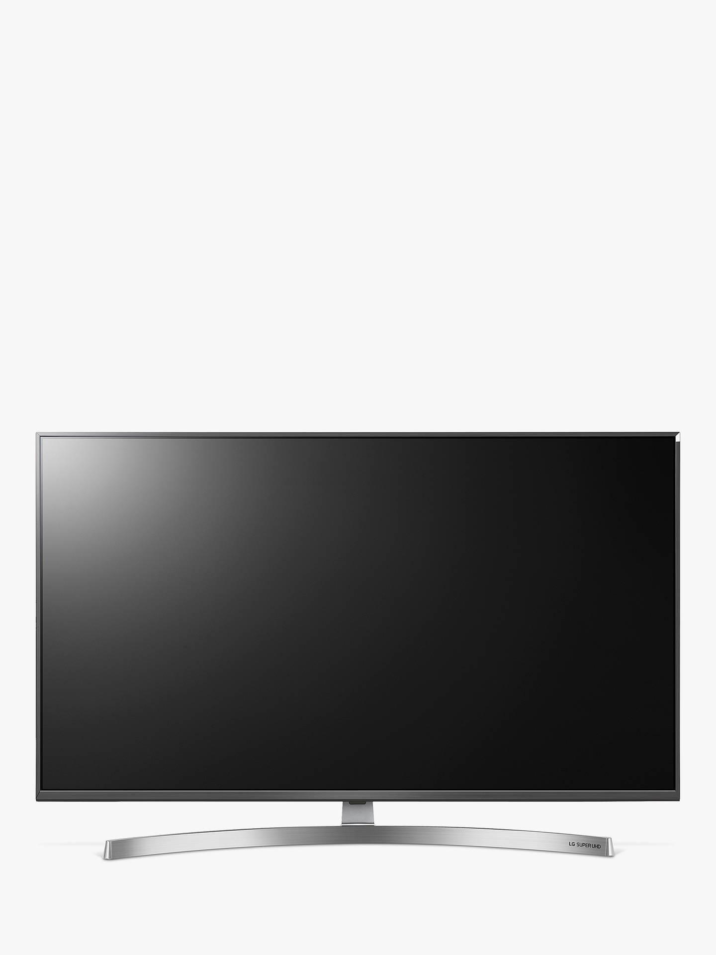 LG 49SK8100PLA LED HDR Super UHD 4K Ultra HD Smart TV, 49