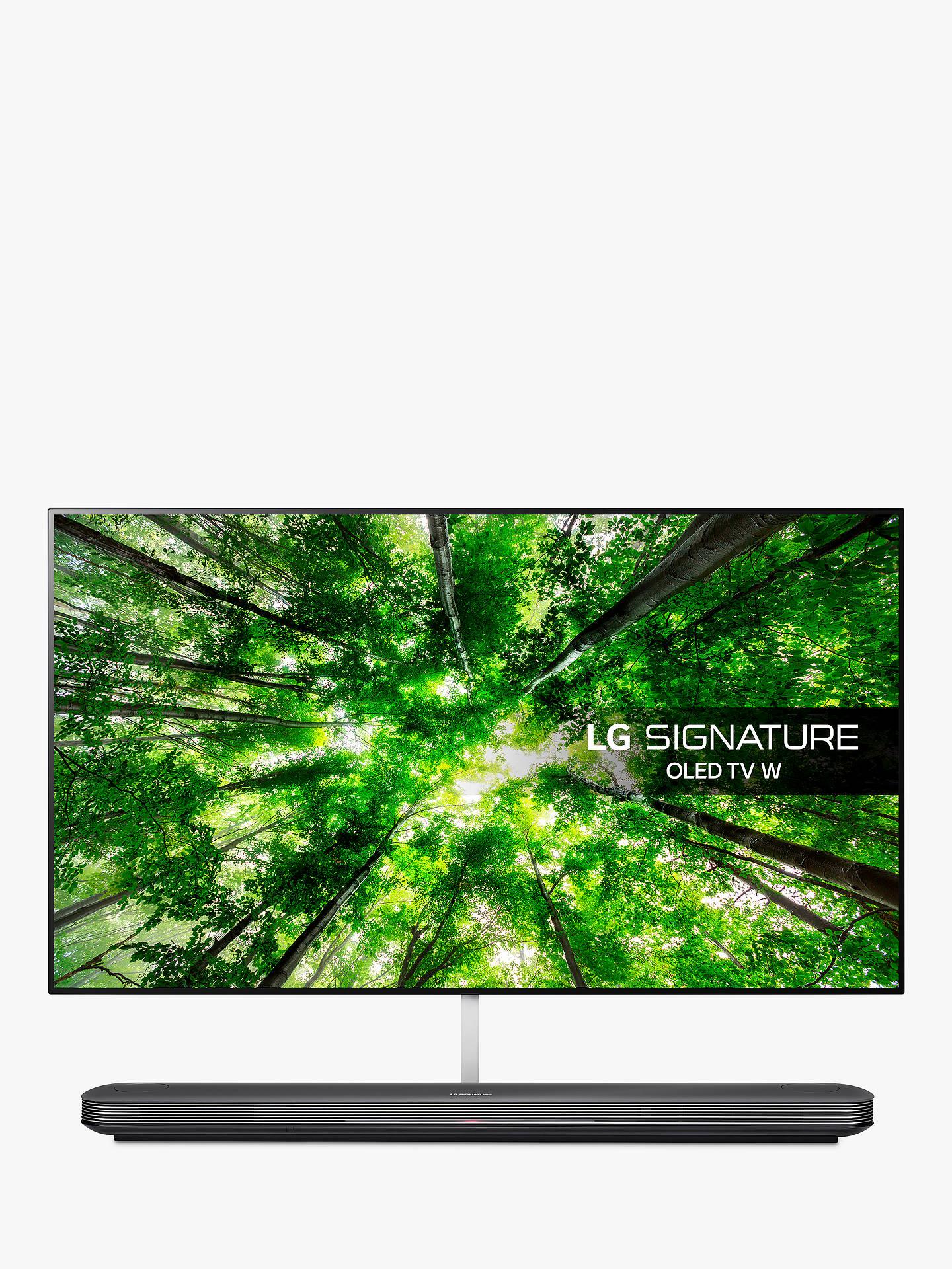 LG OLED65W8PLA Signature OLED HDR 4K Ultra HD Smart TV, 65