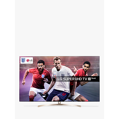 Image of 55inch HDR Super UHD LED SMART TV WiFi Freeview HD