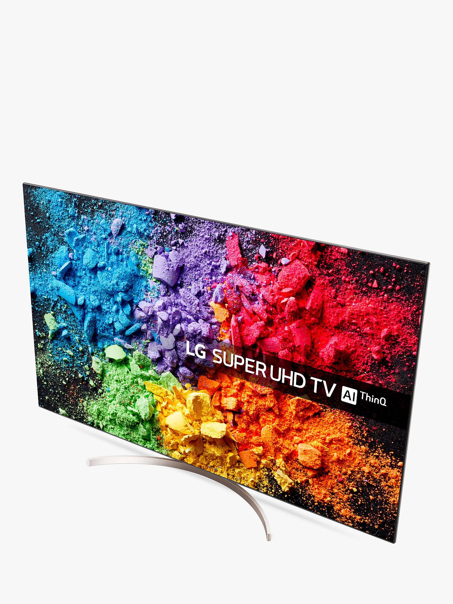 LG 55SK9500PLA LED HDR Super UHD 4K Ultra HD Smart TV, 55
