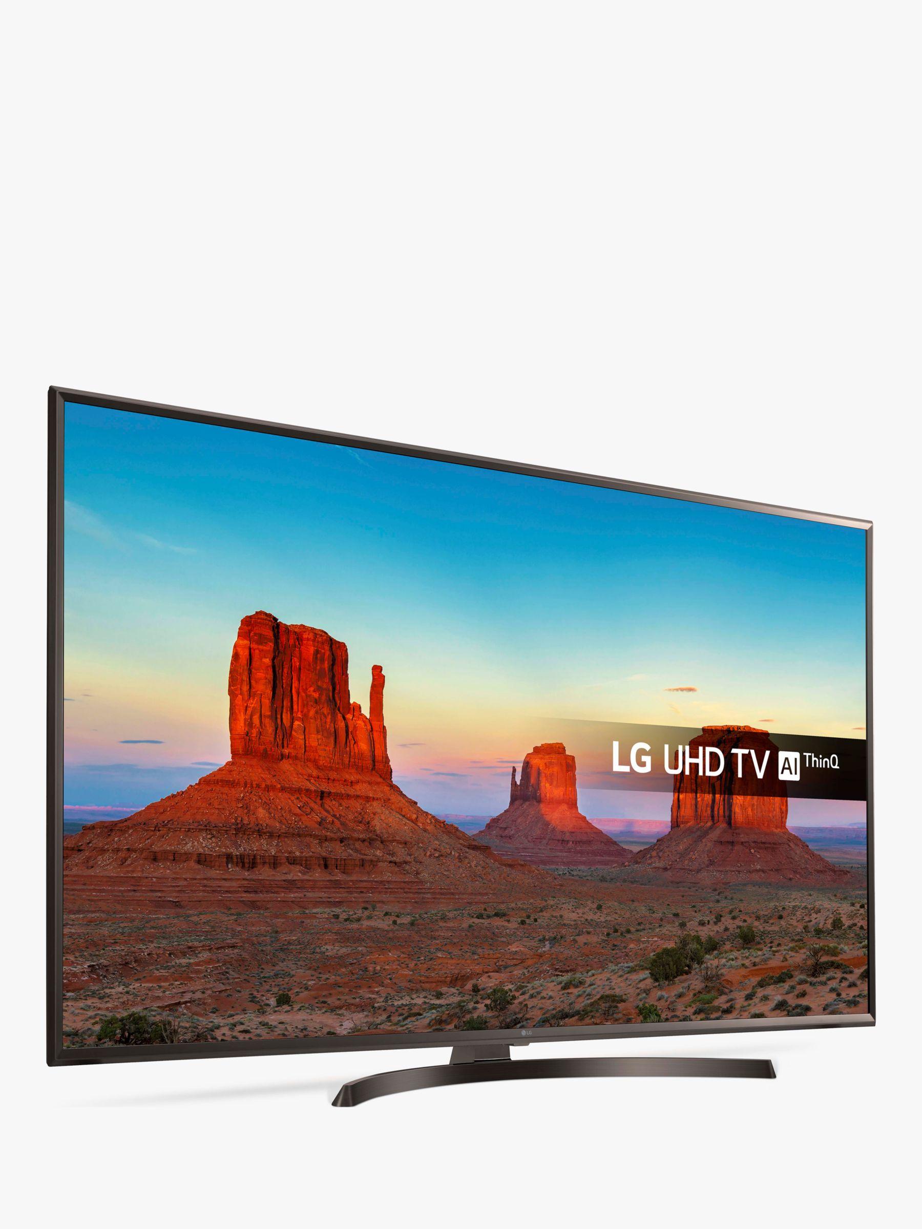 LG 65UK6400PLF LED HDR 4K Ultra HD Smart TV, 65