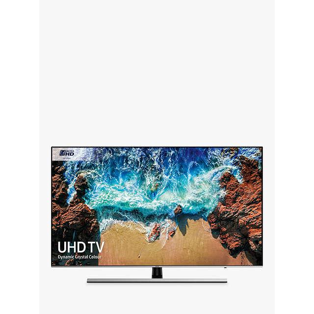 "Samsung UE49NU8000 HDR 1000 4K Ultra HD Smart TV, 49"""