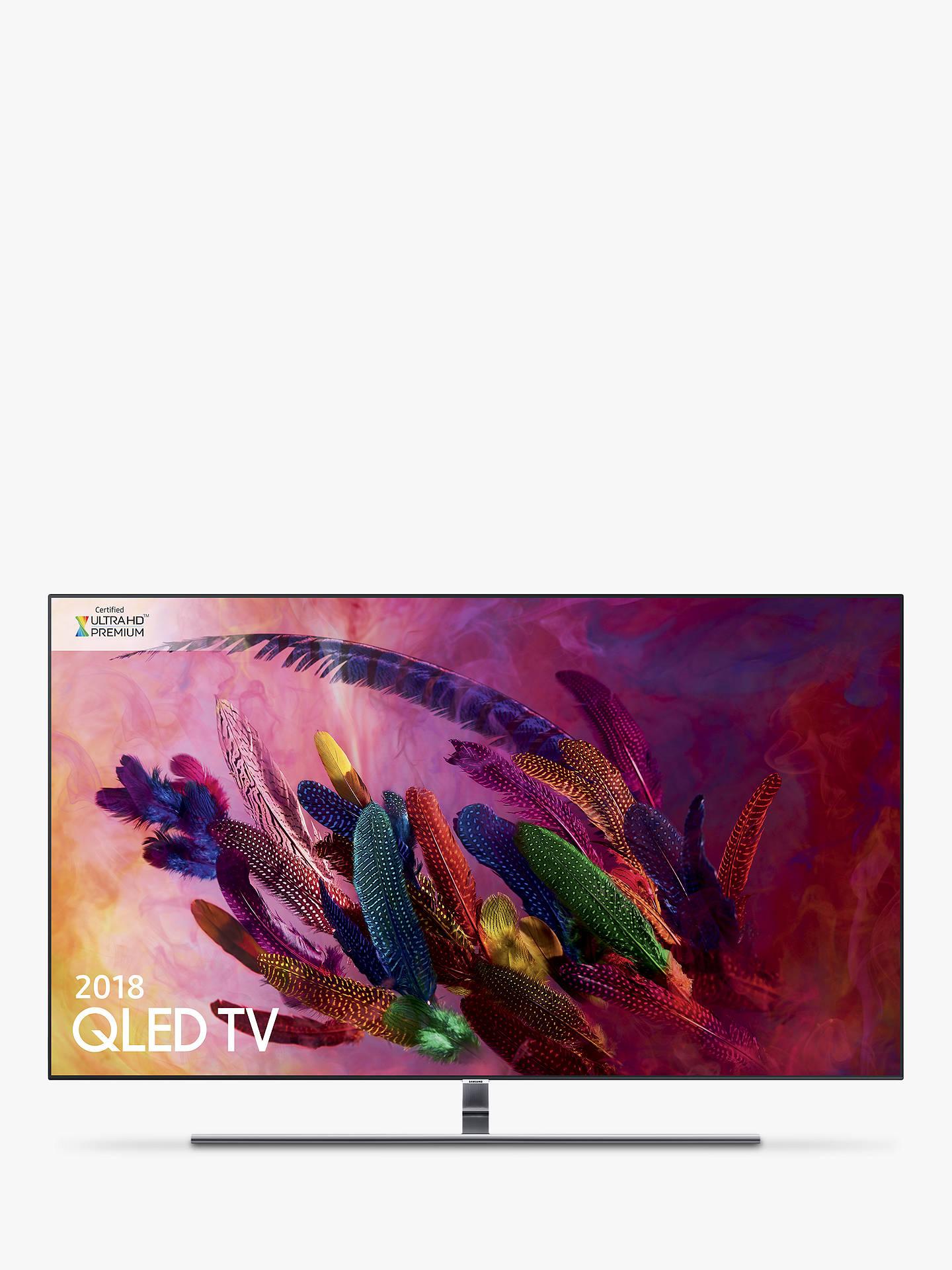 0987c2b7c Buy Samsung QE55Q7FN (2018) QLED HDR 1500 4K Ultra HD Smart TV