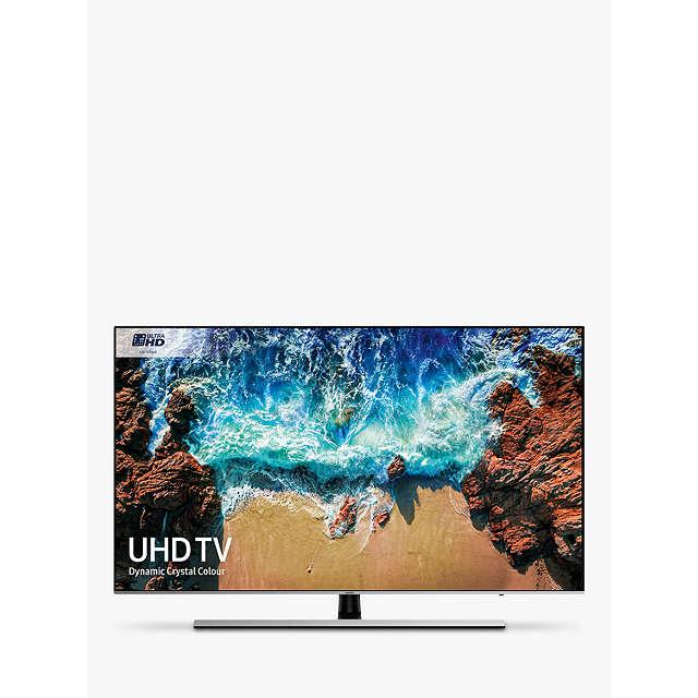 "Samsung UE75NU8000 HDR Extreme 4K Ultra HD Smart TV, 75"""