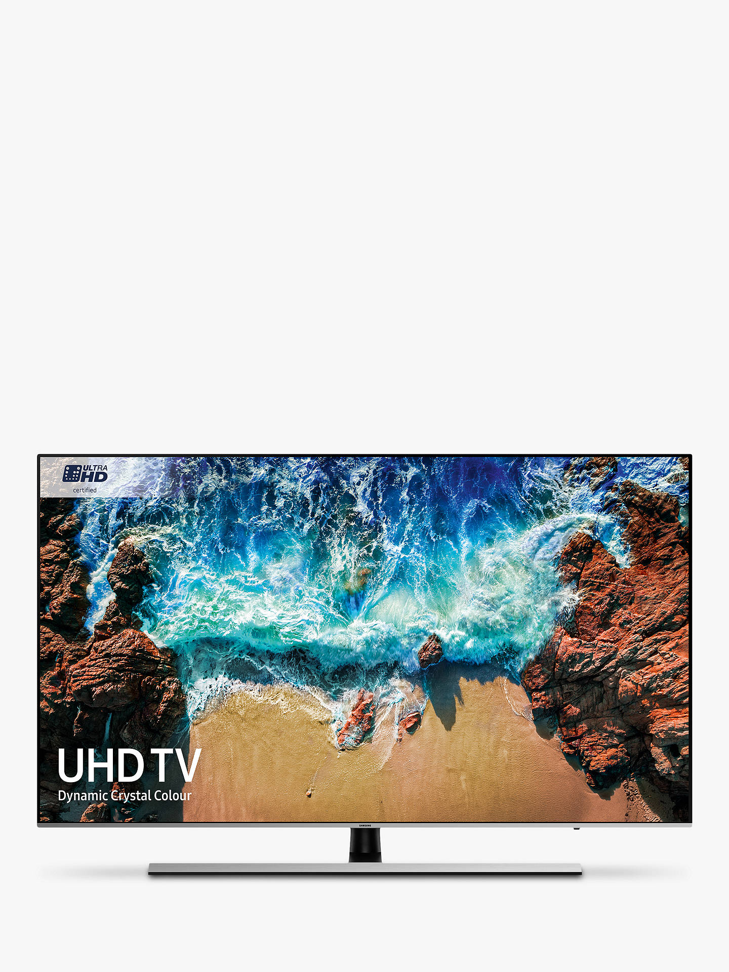 Samsung UE75NU8000 HDR Extreme 4K Ultra HD Smart TV, 75