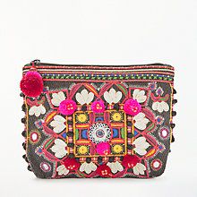 Buy Star Mela Manila Embroidered Purse Online at johnlewis.com