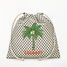 Buy Star Mela Coconut Pouch, Multi Online at johnlewis.com