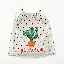 Buy Star Mela El Catus Beaded Pouch, Multi Online at johnlewis.com