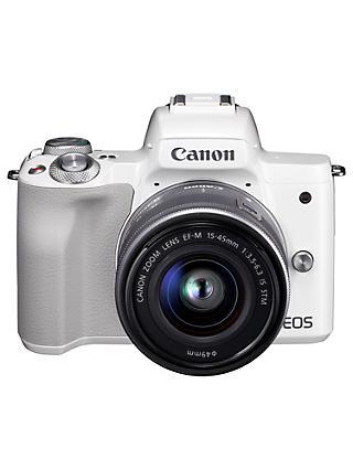 Canon | Cameras | John Lewis & Partners