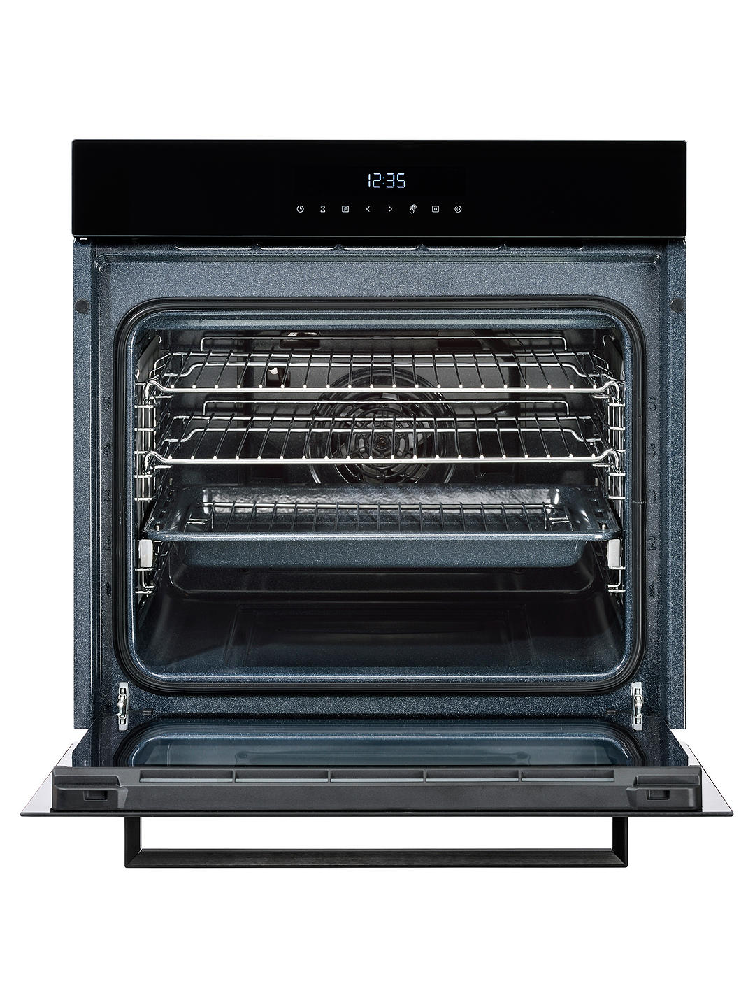 Buy Stoves SEB602MFC Built-In Single Electric Oven, Black Online at johnlewis.com
