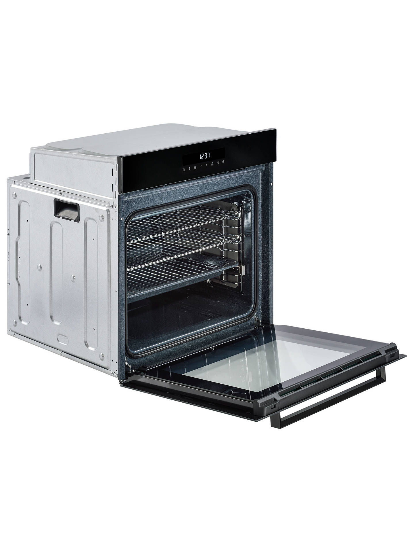 BuyStoves SEB602MFC Single Electric Oven, Black Online at johnlewis.com