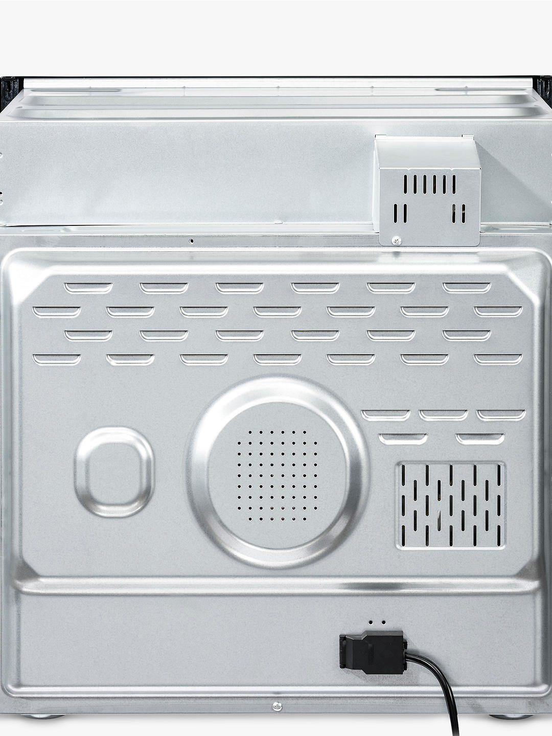 Buy Stoves SEB602MFC Single Electric Oven, Stainless Steel Online at johnlewis.com