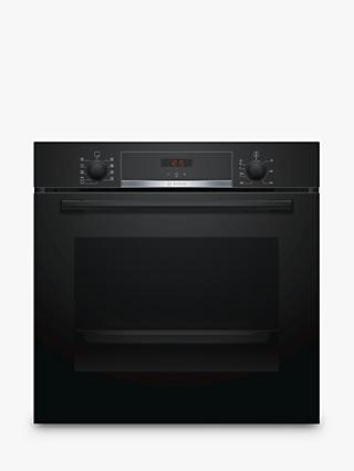 Bosch HBS534BB0B Built-In Single Oven, A Energy Rating, Black